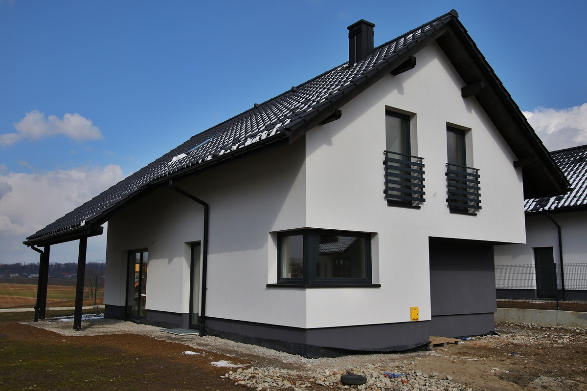 Domy na sprzedaż Baranówka