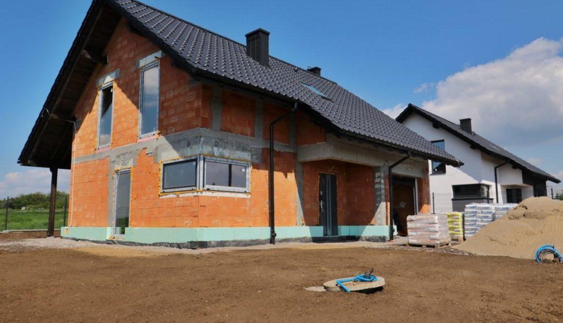 Domy jednorodzinne Kraków ,budowa domów Baranówka