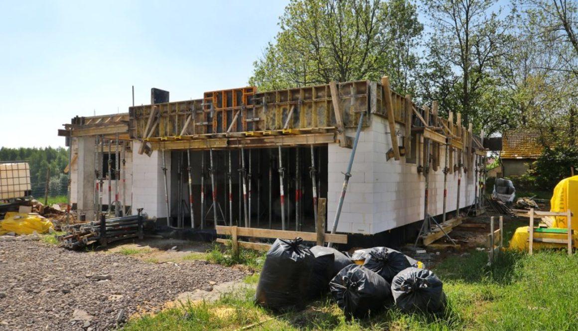 Budowa domów jednorodzinnych firma Żelbet SG