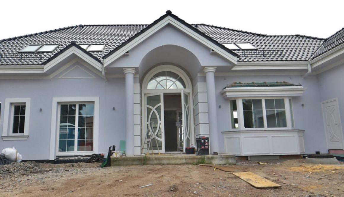 Budowa domu jednorodzinnego Kraków firma Żelbet SG