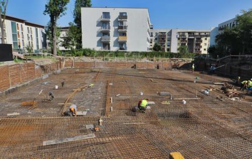 Żelbet SG Budowa bloków mieszkalnych, domów jeorodzinnych w Krakowiedn