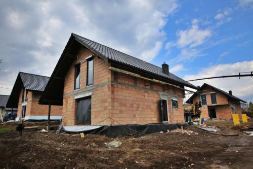 Domy na sprzedaż Baranówka -Żelbet SG